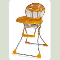 Стульчик для кормления Bertoni Jolly Orange Mice