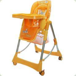 Стульчик для кормления Capella Piero Fabula Orange
