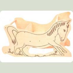 Лошадка 2 в 1