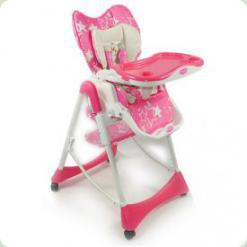 Стульчик для кормления - Pink