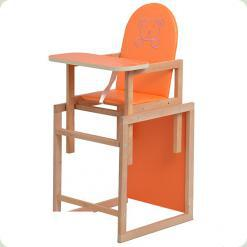 Стульчик-трансформер OMMI Orange