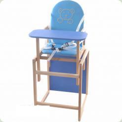 Стульчик-трансформер OMMI Plus Blue