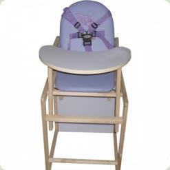 Стульчик-трансформер OMMI Plus Фиолетовый