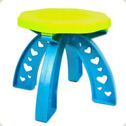 Табурет детский Kinderway (25-031-1) Синий