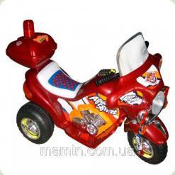 Трехколесный детский мотоцикл ZP 9983-3 Metr+ (Bambi)