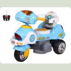 Трехколесный мотоцикл FT 2738 Р\У, голубой