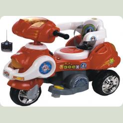 Трехколесный мотоцикл FT 2738 Р\У , красный