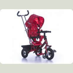 Трехколесный велосипед Azimut AIR Lamborghini Красный