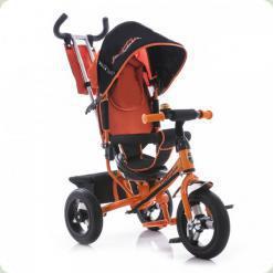 Трехколесный велосипед Azimut AIR Lamborghini Оранжевый