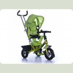 Трехколесный велосипед Azimut AIR Lamborghini Зеленый