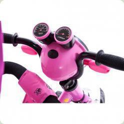 Трехколесный велосипед Azimut Air Розовый