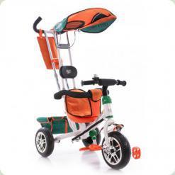 Трехколесный велосипед Azimut Лексус Оранжевый
