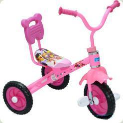 Трехколесный велосипед Bambi M1190 Розовый