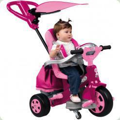 Трехколесный велосипед Feber Baby Twist Nina (800007099)
