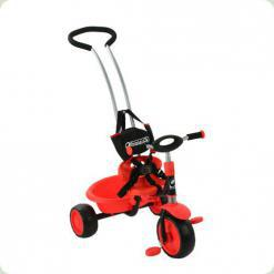 Трехколесный велосипед Hauck Красный (T 89305)