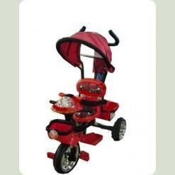 Трехколесный велосипед Profi Trike B29-1B-2 Красный