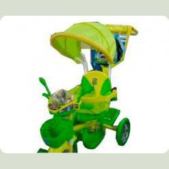 Трехколесный велосипед Profi Trike ET A18-9-2 Зеленый