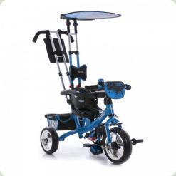 Трехколесный велосипед Profi Trike Eva Foam Голубой (М 5360-1)