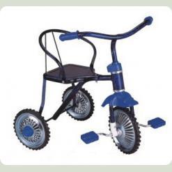 Трехколесный велосипед Profi Trike LH 701 Синий