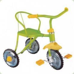 Трехколесный велосипед Profi Trike LH 701 Зеленый