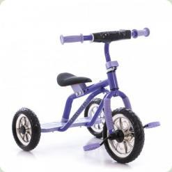 Трехколесный велосипед Profi Trike M 0688-1 Фиолетовый