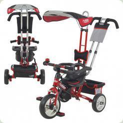 Трехколесный велосипед Profi Trike M 5362-5 EVA Foam Красный