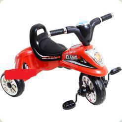 Трехколесный велосипед Profi Trike Titan M5343 Красный