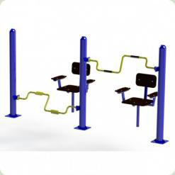 Тренажер для мышц рук и ног