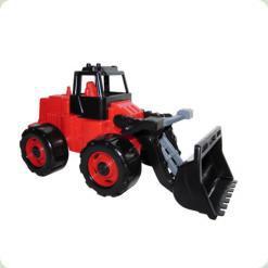 Умелец, трактор-погрузчик