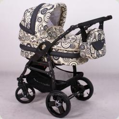Универсальная коляска Anmar Hilux 16 Кремово-серый