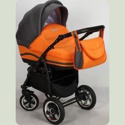 Универсальная коляска Anmar Zico 16 Апельсиновый