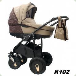 Универсальная коляска Camarelo Dakota K-102