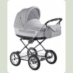 Универсальная коляска Roan Marita Lux BP5 Серебристый