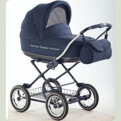Универсальная коляска Roan Marita Lux S-132 Сапфировый