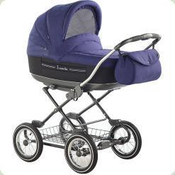 Универсальная коляска Roan Marita Lux S-135 Сизый