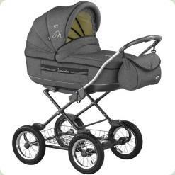 Универсальная коляска Roan Marita Lux SL-02 Серый