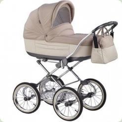 Универсальная коляска Roan Marita Prestige Chrome s-174
