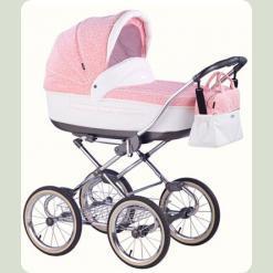 Универсальная коляска Roan Marita Prestige Chrome s-51