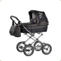 Универсальная коляска Roan Rialto Carbon Black