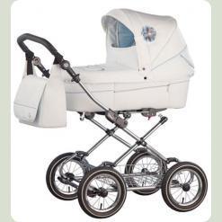 Универсальная коляска Roan Rialto Carbon White