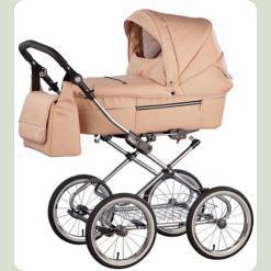 Универсальная коляска Roan Rialto Chrome Cream