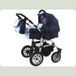Универсальная коляска Tako Jumper X Classic 01 Темно-синий