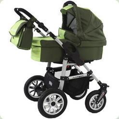 Универсальная коляска Tako Jumper X Classic 16 Темно-зеленый