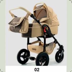 Универсальная коляска Tako Jumper X Len 02