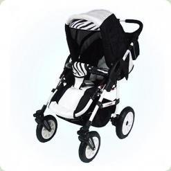 Универсальная коляска Tako Jumper X Zoo Зебра