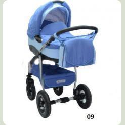 Универсальная коляска Tako Princess Lungo 09 Голубой