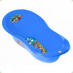 Ванночка Tega 102 см с термометром Cars CS-005 blue