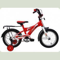 Велосипед 2-х кол. 1411 (красн.)