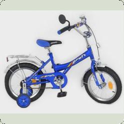 Велосипед 2-х кол. PROFI P1423 (синий)