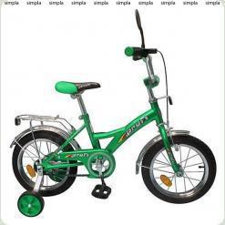 Велосипед 2-х кол. PROFI P1832 (зеленый)